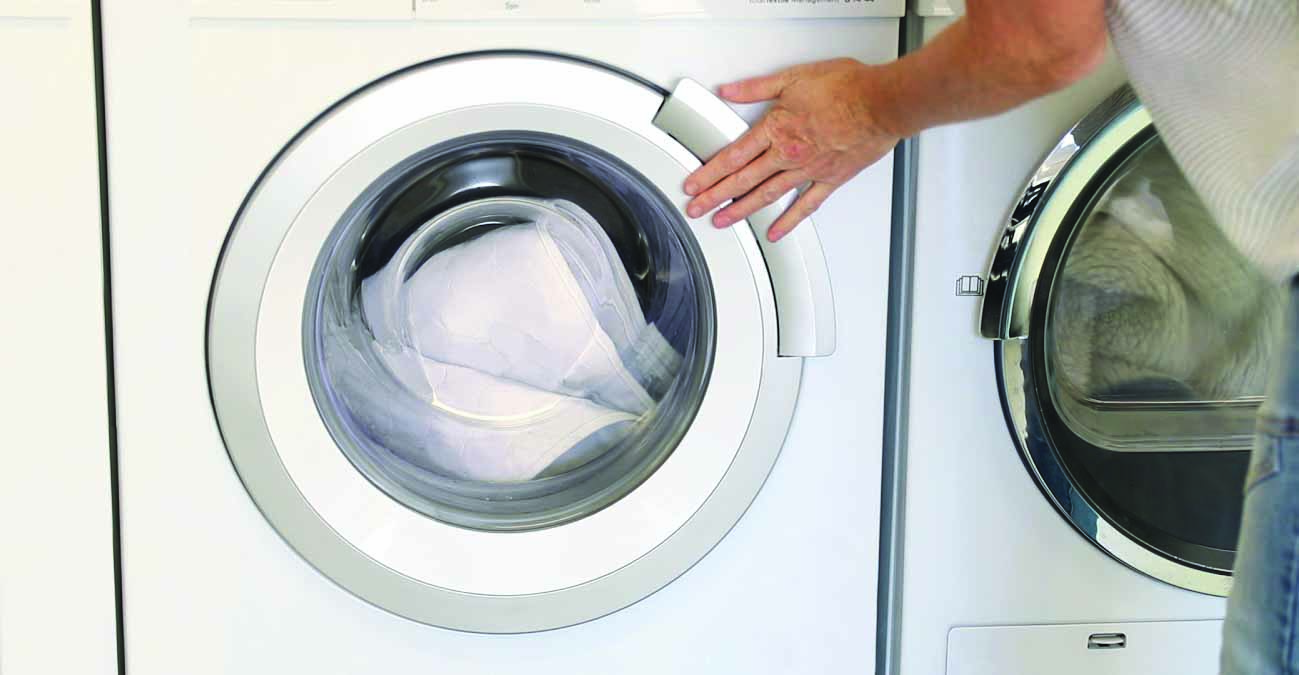 Conni Washing Machine White V1